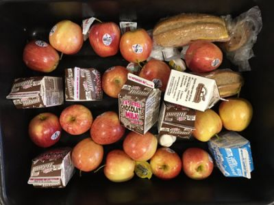 School Lunch Share Tables Fight Food Waste and Hunger