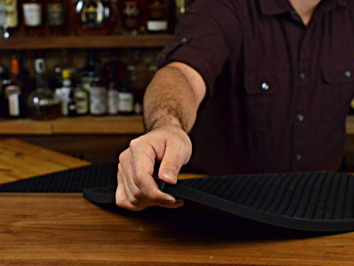 The Best Bar Mats to Protect Your Home Bar Surface
