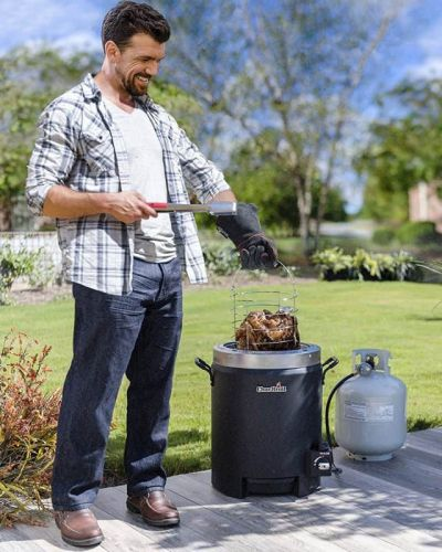 Char-Broil The Big Easy TRU-Infrared Smoker Roaster & Grill Giveaway