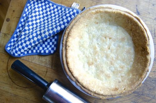 How to blind bake pie crust: Pre-baking yields perfect results