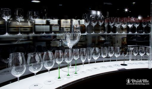 Riedel Glass Cabinet-Retrospective and Think Tank