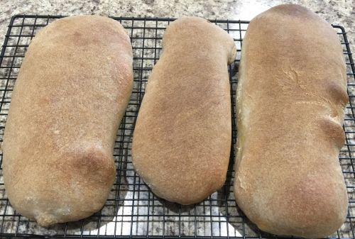 Ciabatta Bread: POV Italian Cooking Episode 75