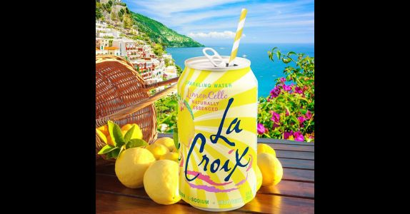 LaCroix Is Releasing a Limoncello-Flavored Seltzer