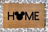 53 Disney Doormats That Will Bring the Magic Right to Your Front Door