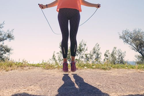 The Benefits of a Jump Rope Workout