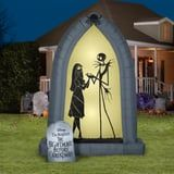 Live Like Jack and Sally With These Nightmare Before Christmas Decorations