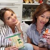 Chrissy Teigen and Her Mom Gave a Tour of Their Pantry - Everything Looks Delicious!