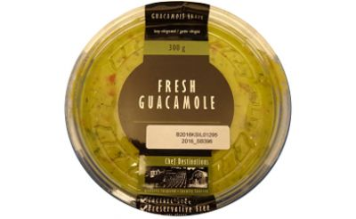 Multiple brands of fresh guacamole recalled for Listeria