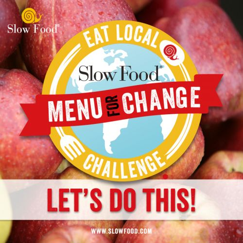 Eat Local Challenge: let's get started!