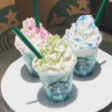 The Future Looks Sweet, but How Does the Starbucks Crystal Ball Frappuccino Actually Taste?