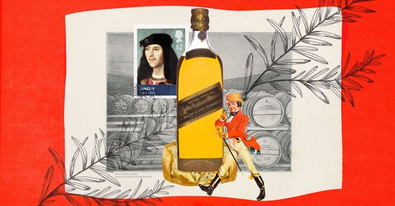 A Blended History of Scotch