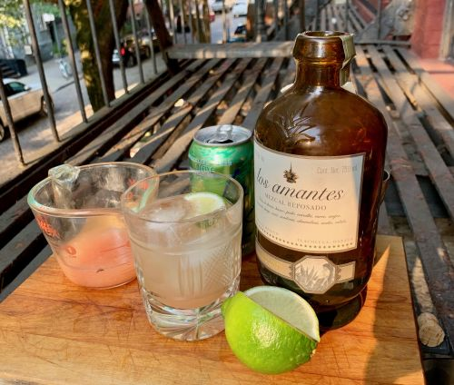 Friday Cocktail Hour: The Paloma
