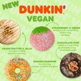 The Dunkin' in Belgium Has Added 41 Vegan Doughnuts to Its Menu - Will They Come to the US?