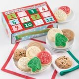 This Cookie Advent Calendar Lets You Much on Sugary Desserts to Count Down to Christmas