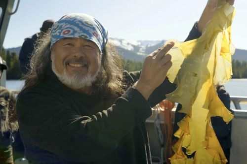 A Native-led Land Trust Is Working to Empower Indigenous Youth Through KelpFarming