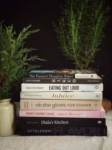 My Favourite Cookbooks of 2020