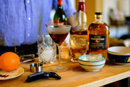 The Friday Cocktail Hour: The Manhattan
