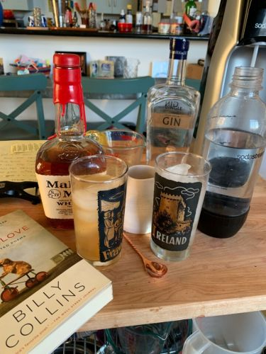 Friday Cocktail Hour: The Collins