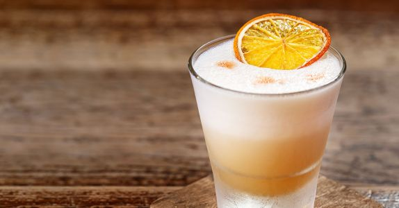 Ask Adam: Why Is it Safe to Drink Egg Whites in Cocktails?