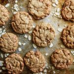 Almond Butterscotch Cookies