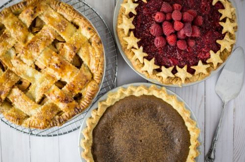 Dairy-free pie crusts and fillings: A primer