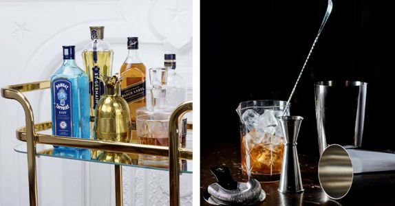 Everything You Can Order Online To Stock Your Home Bar For The Long Haul