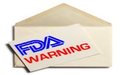 FDA warns dairy, airline caterer, seafood and juice importer