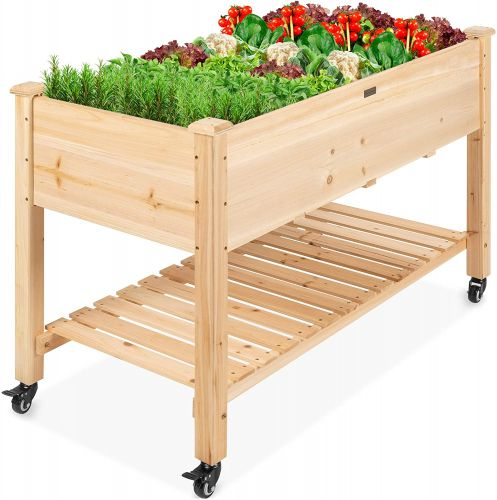 Best Choice Products Raised Garden Bed Giveaway