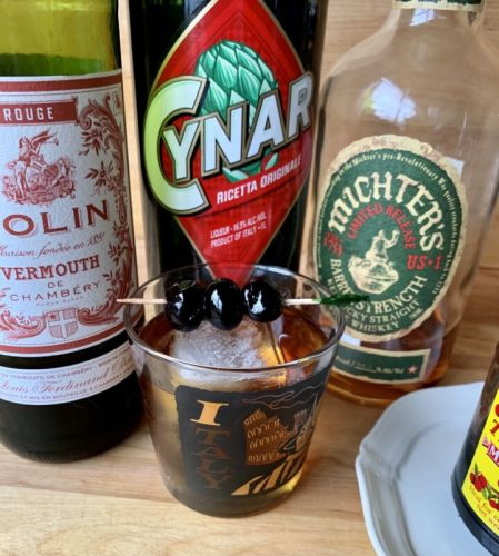 Friday Cocktail Hour: The Little Italy