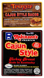 Kentucky firm recalls 60 tons of pork, turkey products for undeclared soy
