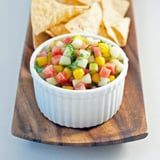 Take Your Chips and Salsa on a Tropical Vacation With This Watermelon Mango Salsa Recipe
