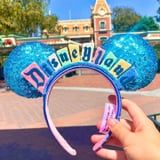 Disneyland's New Mouse Ears Pay Tribute to the Park's Original Entrance Sign