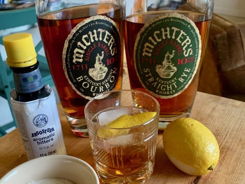 FCH: The Rye Old-Fashioned