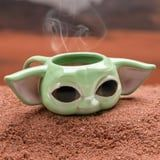 This Baby Yoda 3D Mug Is So Freakin' Cute - Just Look at Those Ears!