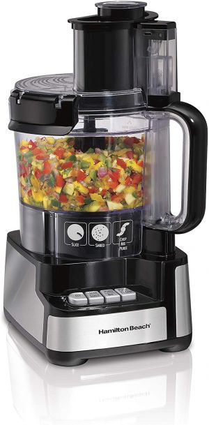 Hamilton Beach Food Processor Giveaway