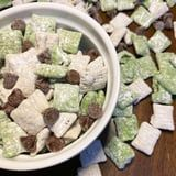 Cheers! This St. Patrick's Day-Themed Puppy Chow Recipe Includes Baileys Irish Cream