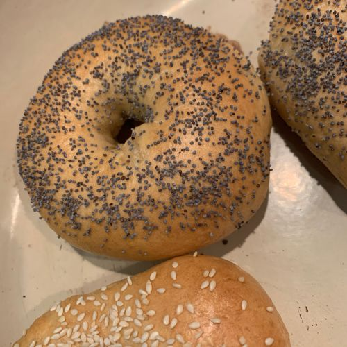 Homemade Bagels Are Easy