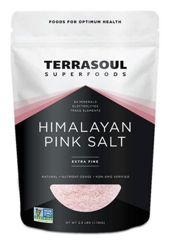 Is Himalayan or unrefined salt a good source of minerals?