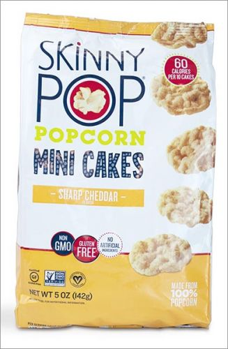 Like popcorn? Try these snacks instead of chips