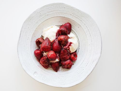 It's Time To Start Roasting Your Strawberries