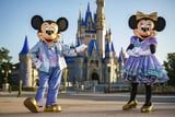 Walt Disney World Is Turning 50 in October, and They're Planning an 18-Month-Long Celebration