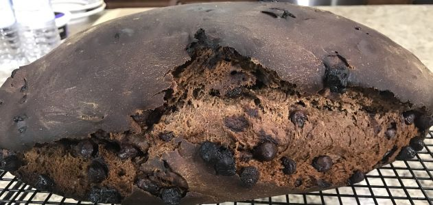 Pane all Cioccolata (Chocolate Bread)