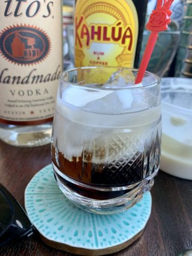 Friday Cocktail Hour: The White Russian