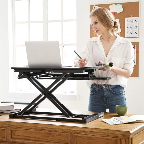 FlexiSpot Adjustable Home Office Desk Giveaway