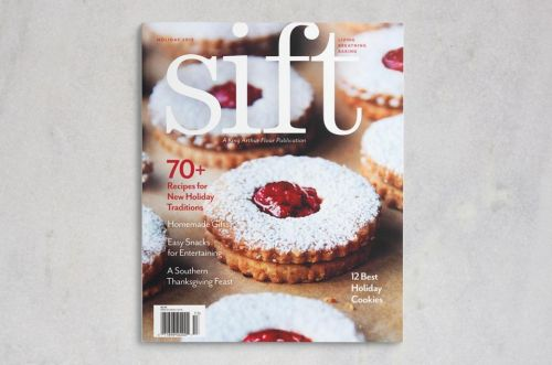 Holiday Baking : From Sift