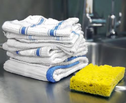 When was the last time you sanitized your sponge?