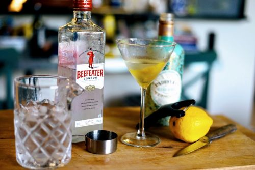 Friday Cocktail Hour: The Martini