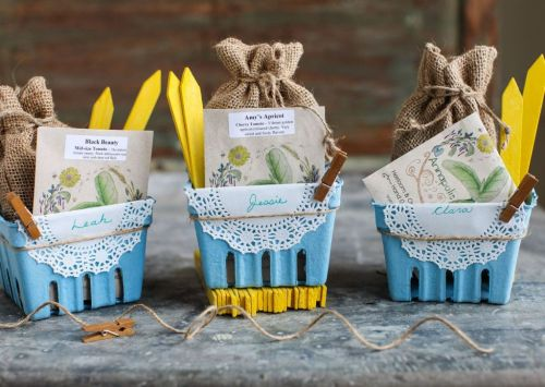 Earth Day Craft: Spring Garden Seed Kit