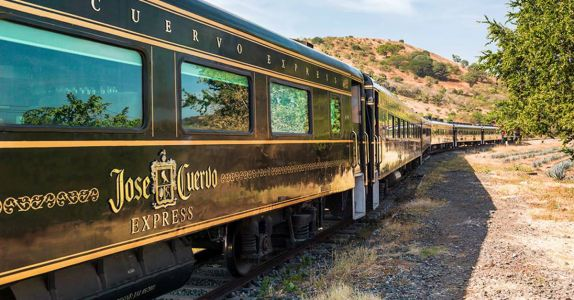 Celebrate The Day of the Dead on the Jose Cuervo Tequila Train