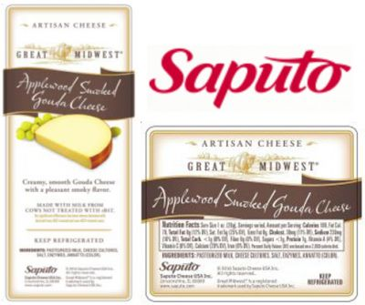 Saputo pulls gouda from stores in latest Listeria recall